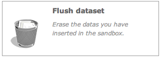 Cook Self Service- Flush dataset